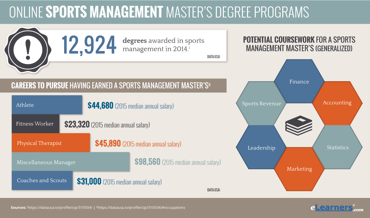 the career of sports management essay A master's degree in sports management opens up a number of career options in the lucrative world of athletics becoming a sports agent, sports marketer, or stadium manager are just a few examples.