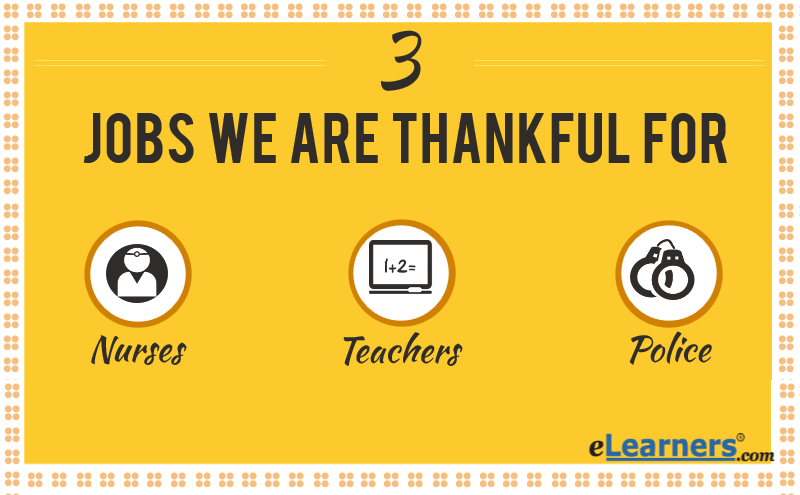 jobs to be thankful for