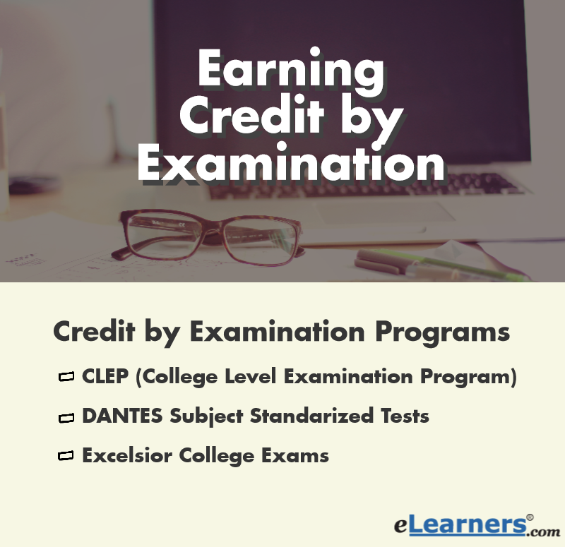 credit by examination