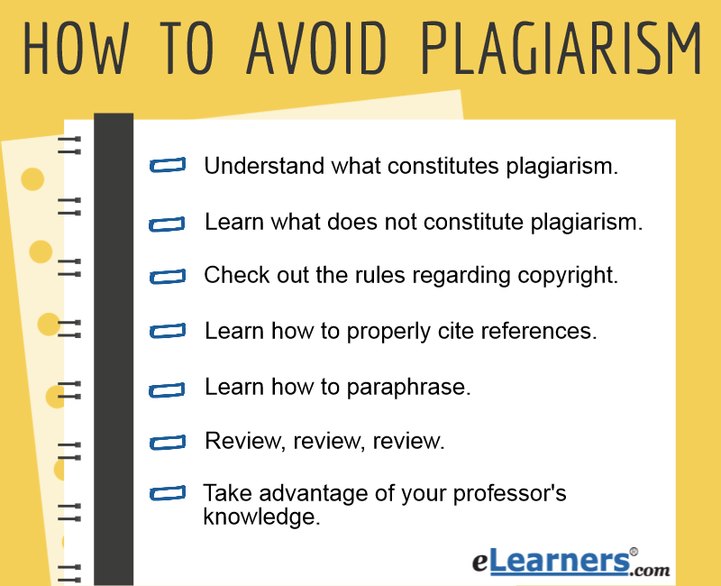 tips on how to avoid plagiarism learn to avoid plagiarism plagiarism