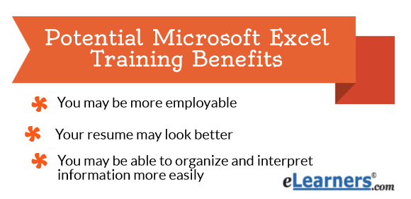 10 Ways Microsoft Excel Training Can Benefit You And Land Jobs. Excel Benefits. Worksheet. Accounting Worksheet Advantages At Clickcart.co