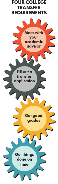 transfer college requirements