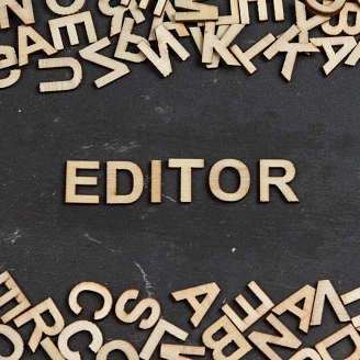 how to become an editor; journalism