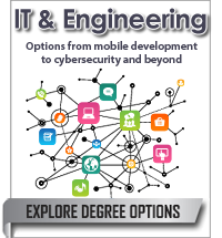 Information Technology $ Engineering Degrees