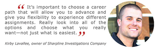 kirby lavallee owner of sharpline investigations