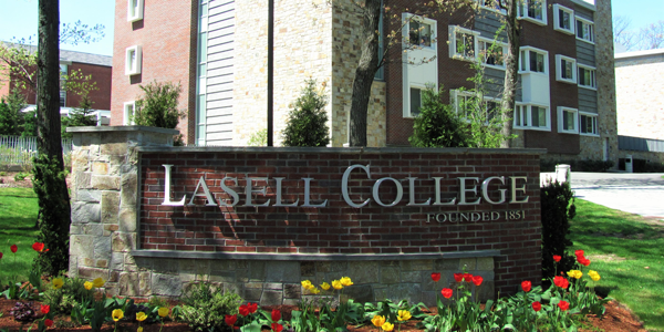 lasell college online; colleges with sports management programs