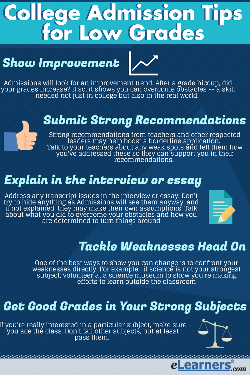 tips for low grades