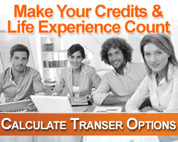 Make your credits count - calculate how they might transfer to another school