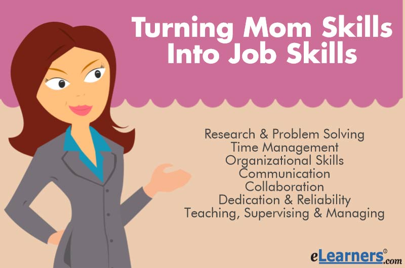 The Stay at Home Mom Resume