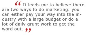 Thoughts on Marketing from Willem von Bernuth, Entrepreneurship